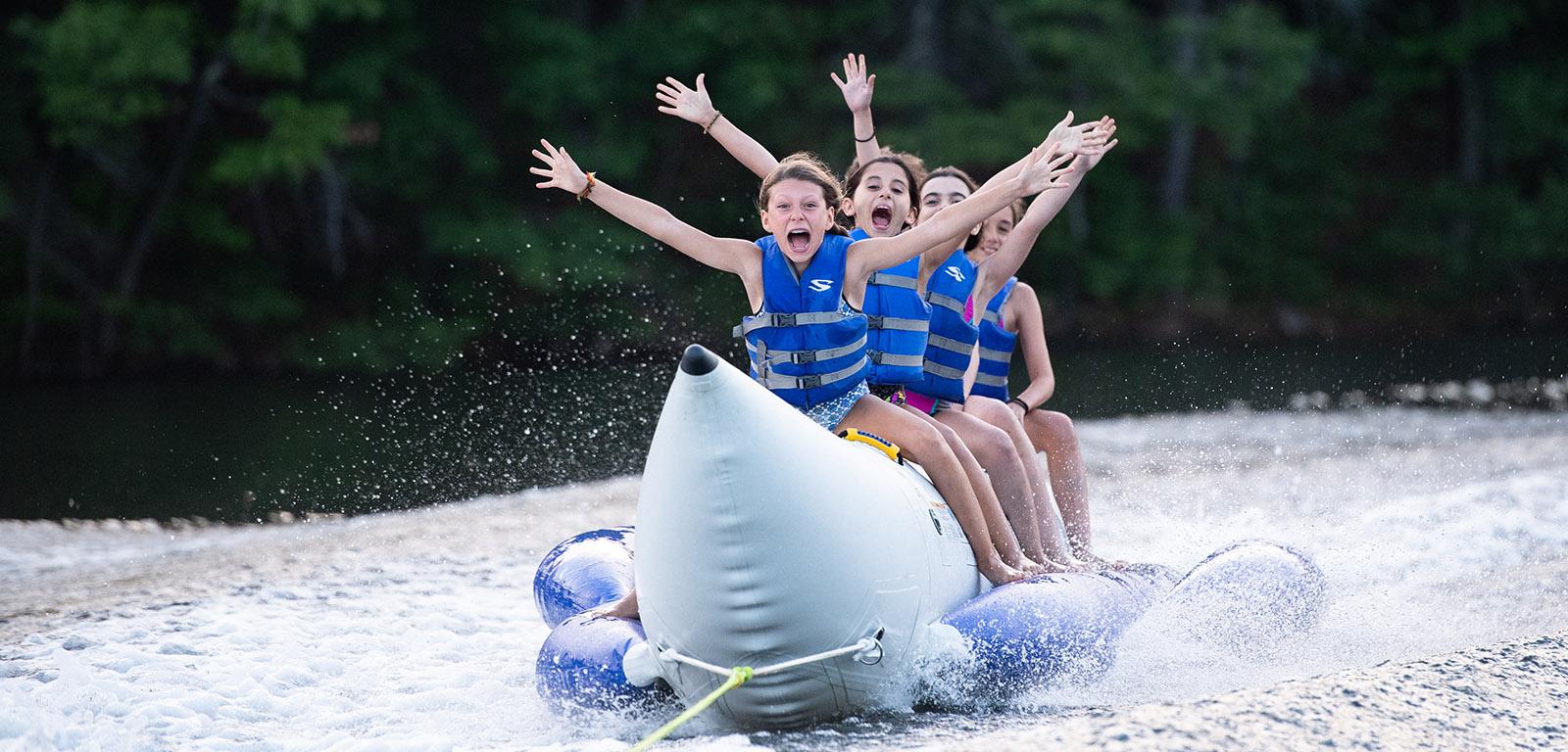 girls summer camp maine