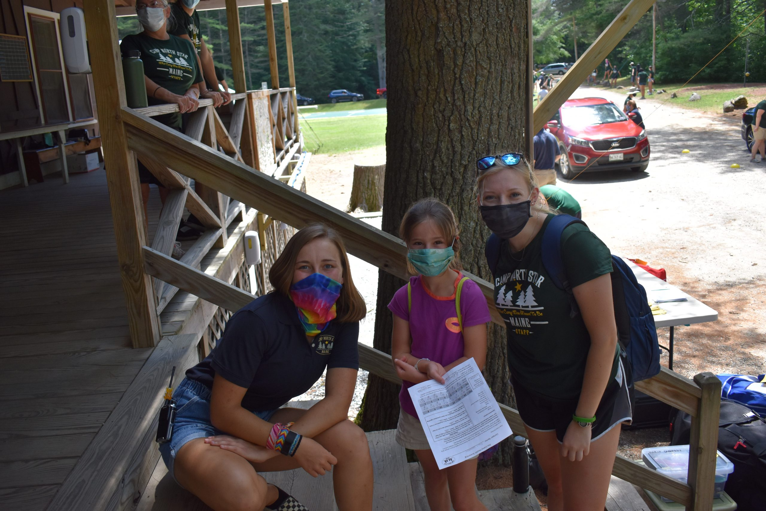 Camp North Star Maine COVID-19